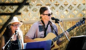 Coffeehouse concert at the Interfaith Center features Bliss, with Alaura Massaro and Craig Brann