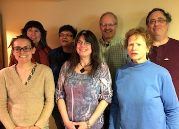 Image of the board of directors at the Interfaith Center, Ann Arbor.