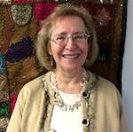 Snapshot of Associate Minister Annie Kopko of the Interfaith Center in Ann Arbor.