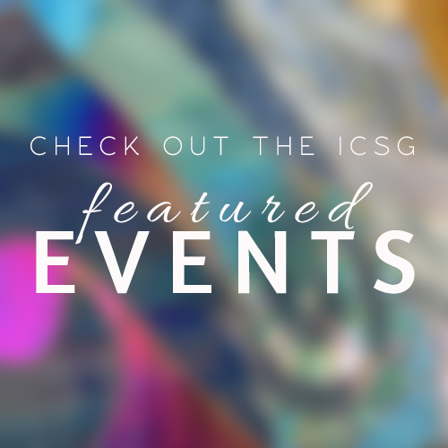 Learn about ICSG Featured Events - from sunday services, musical gatherings, and workshops to grow your soul.