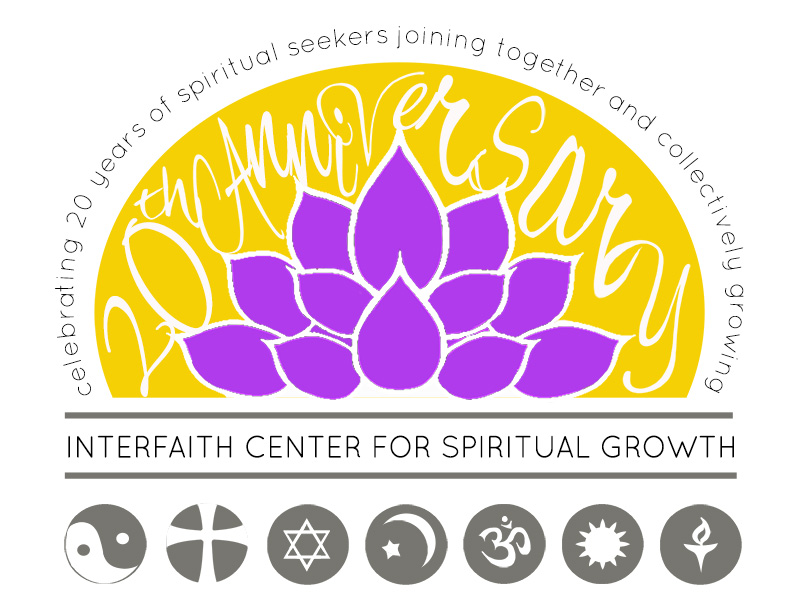 celebrating 20 years of spiritual seeker joining together and collectively growing.