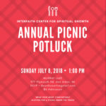 annual picnic potluck at murray lake